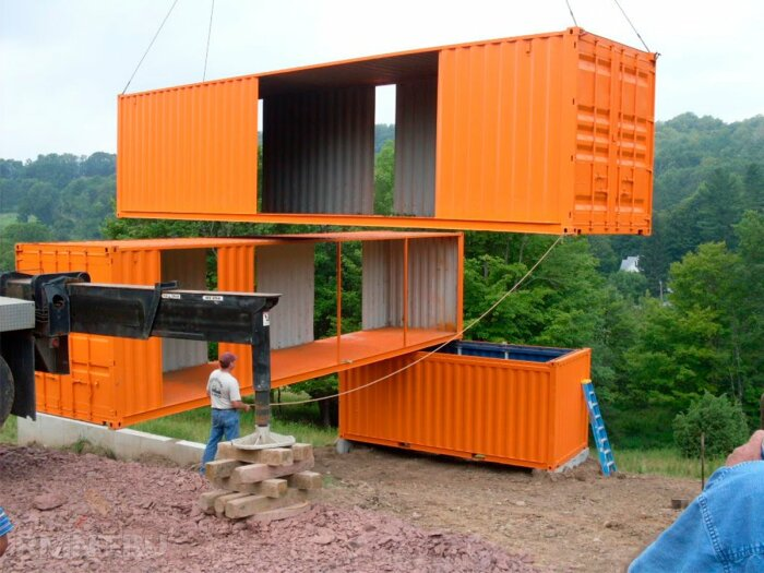 Строятся быстро, стоят дешево.  Фото: rmnt.mirtesen.ru.