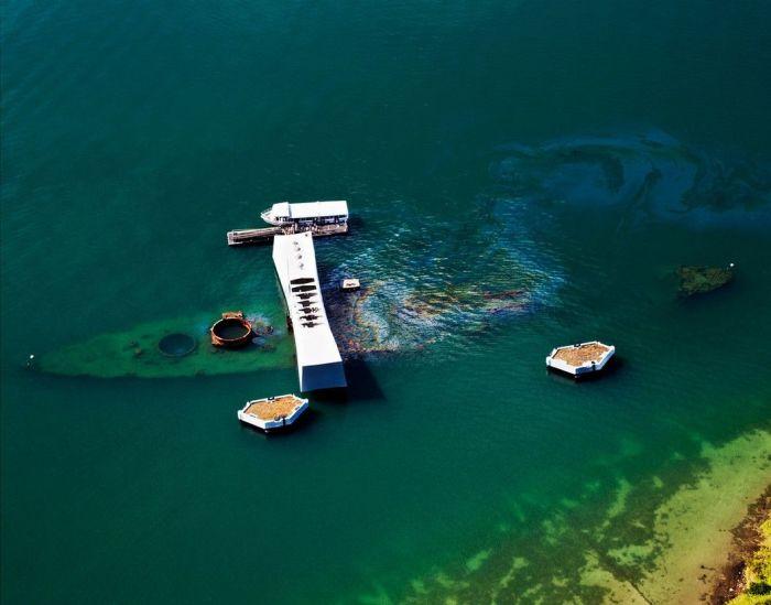 Сейчас на месте корабля мемориал. |Фото: comp-pro.ru.