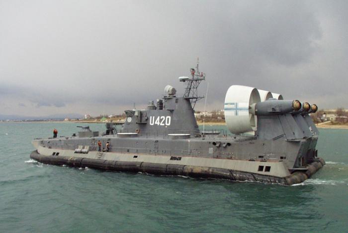 Отличный корабль. ¦Фото: krym.depo.ua.