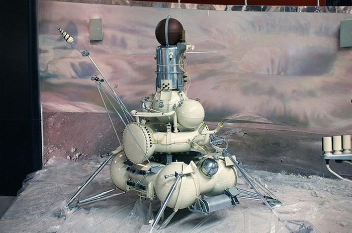 Советские космические первопроходцы.