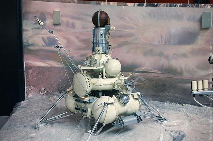 Аппарат «Луна-15».
