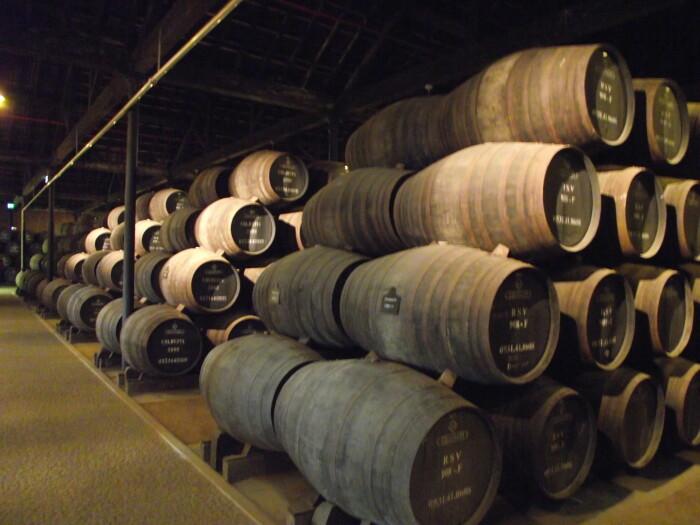 Портвейны делают только в Португалии. |Фото: infoflotforum.ru.