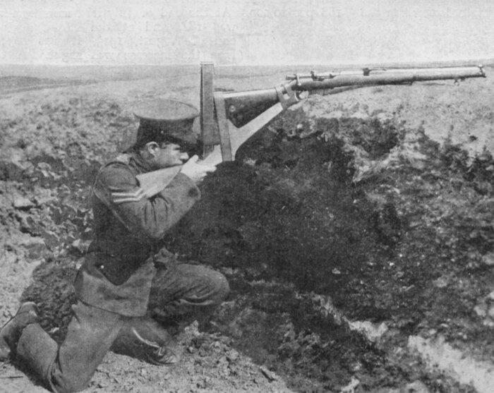 Идея появилась еще в Первую мировую войну. |Фото: livejournal.com.
