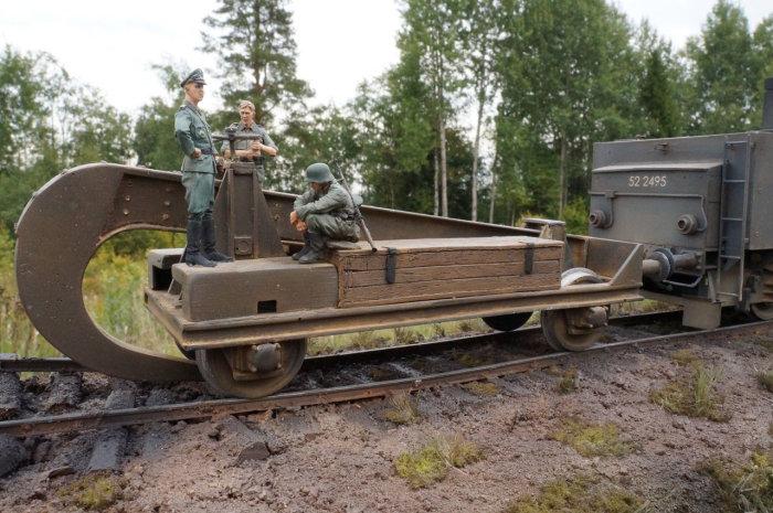 Ломать не строить. ¦Фото: diorama.ru.