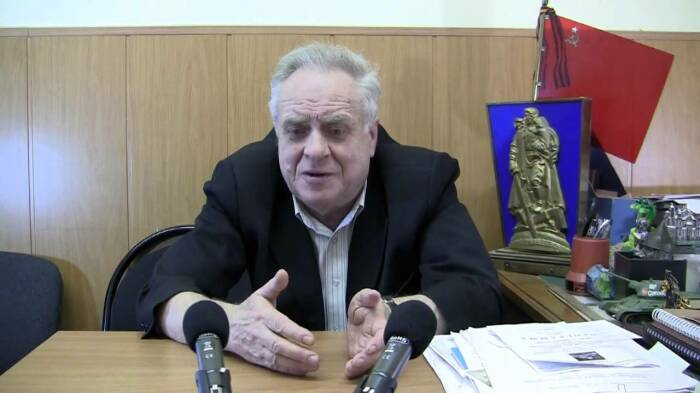 Виктор Земсков. |Фото: livejournal.com.