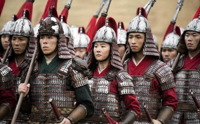 Предки гуннов столкнулись на востоке с китайской Империей Хань. |Фото: ya.ru.