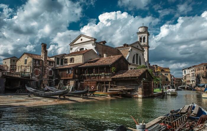 Переселение народов оказало огромное влияние на историю, даже Венеция появилась благодаря нашествию гуннов. |Фото: avto.goodfon.ru.