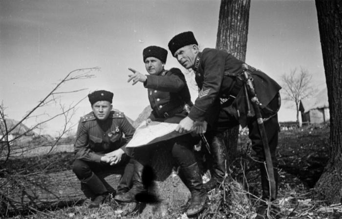 Всему виной кавалерийские традиции. ¦Фото: pogranec.ru.