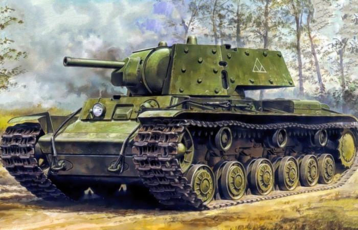 Танк, который дал по зубам нацистам в первые дни войны.