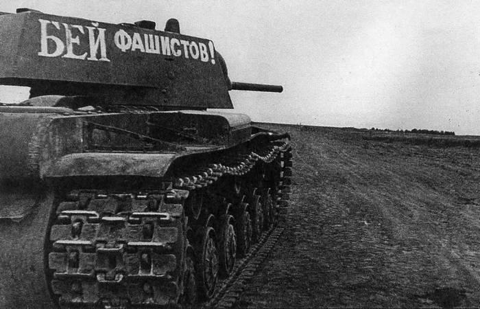 КВ-1 выигрывали для РККА драгоценные часы и дни. |Фото: ya.ru.