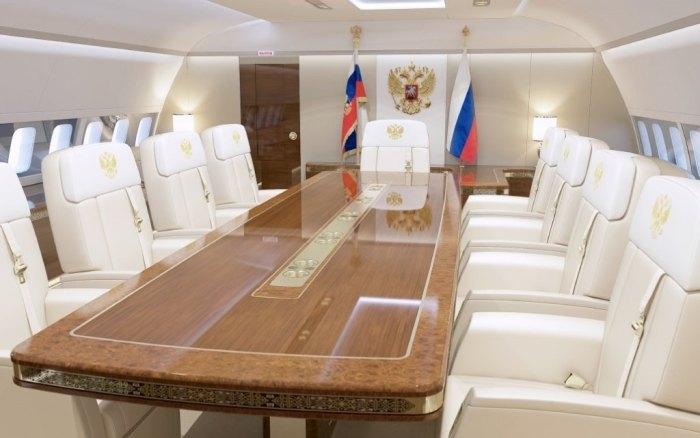 Комната для переговоров.