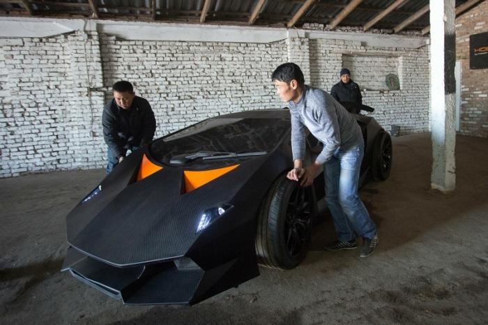 Lamborghini Sesto Elemento: мечта за $15 000.