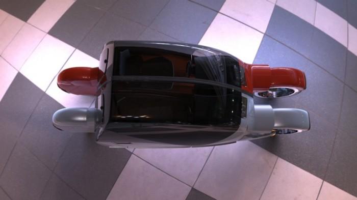 Lane Splitter - два мотоцикла из одного авто.