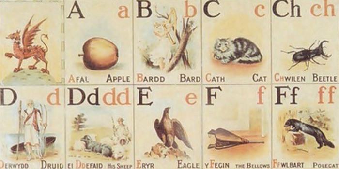 Валлийский язык.
