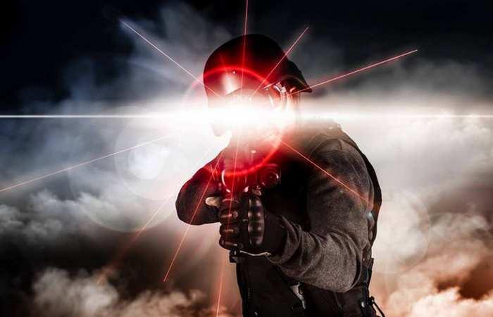 Лазерное оружие уже не фантастика.