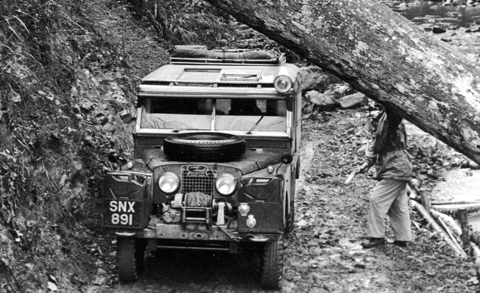 Land Rover Series I.