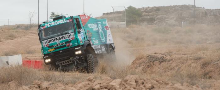 Dakar Truck.