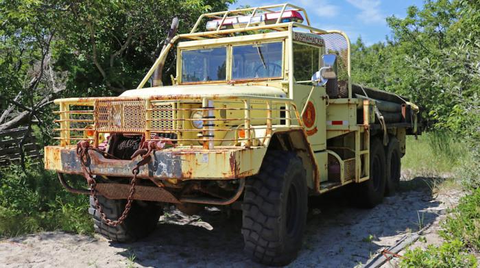 M35 Deuce.