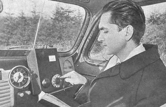 Советский инженер Леонид Куприянович.