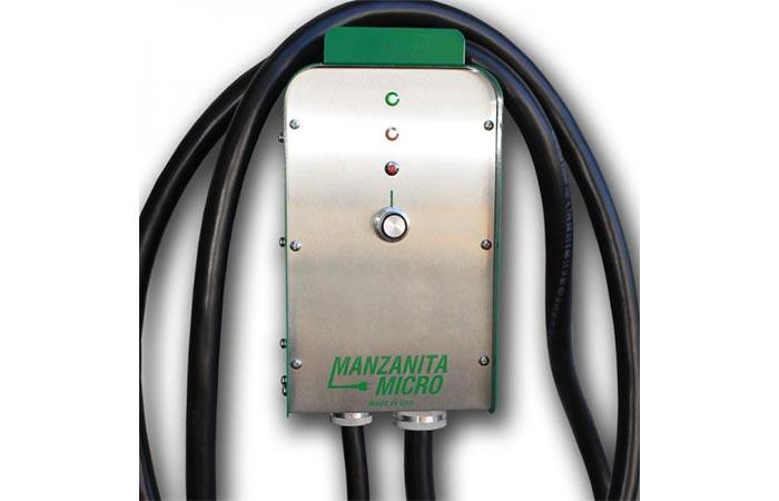 Зарядная станция Manzanita Micro P3.