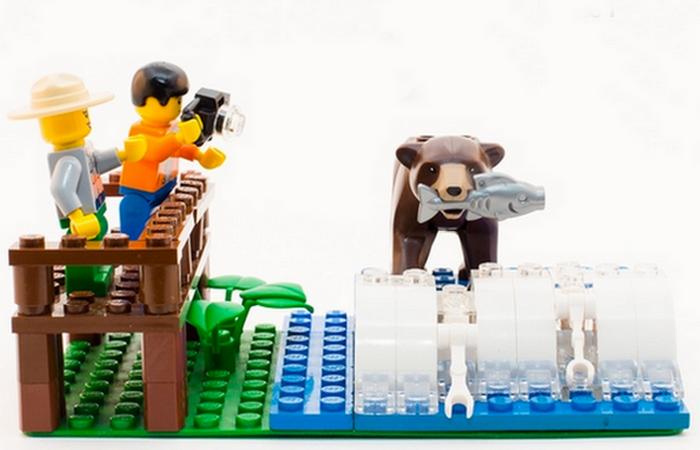 LEGO - непроходящая популярность.