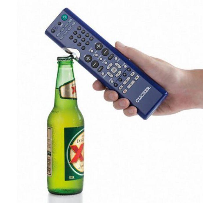Дистанционная открывалка для бутылок