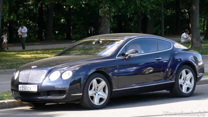 Предпочитает подобные авто. |Фото: avto-nomer.ru.