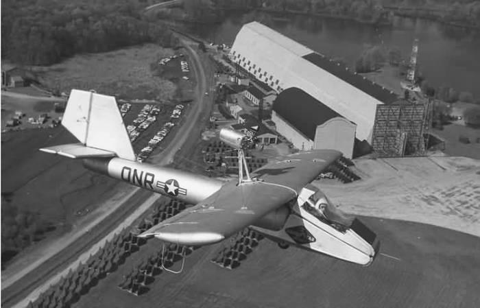 Goodyear Inflatoplane.
