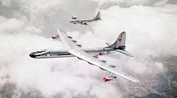 Convair NB-36H.