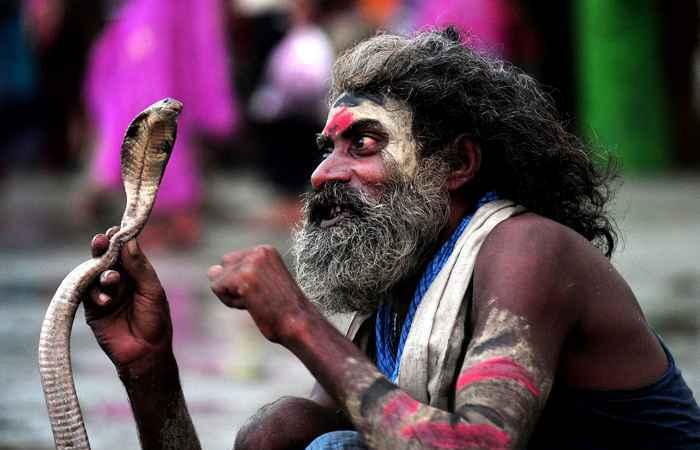 Индуисты.