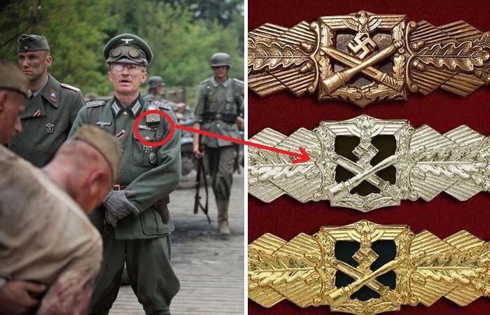 Данная награда у нацистов появилась только в 1942 году. ¦Фото: novate.ru.
