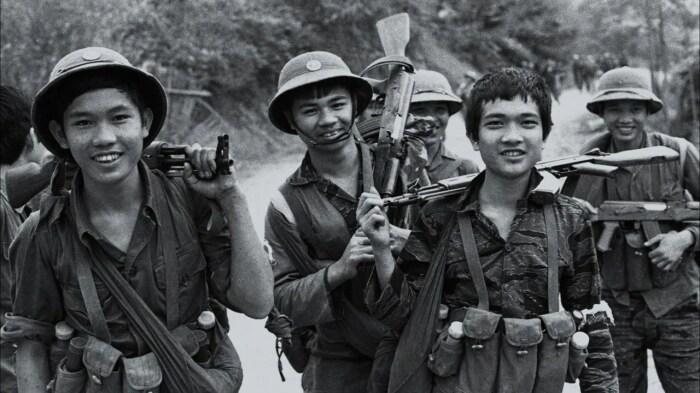 Вьетнамцы отважно сражались за свою Родину с иностранными захватчиками. ¦Фото: 40-eridani-a.blogspot.com.