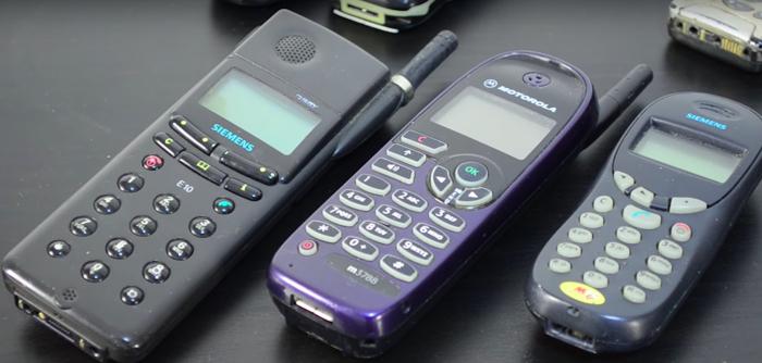 Были вот такие телефоны.