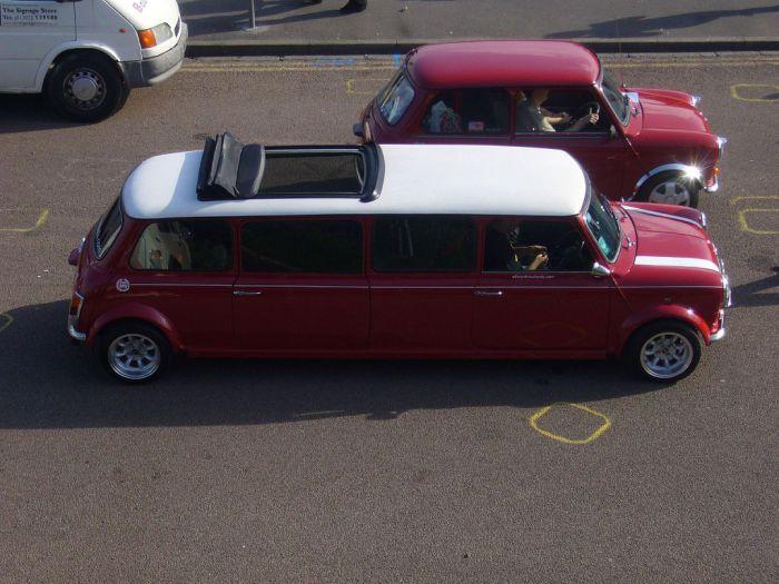 Лимузин Mini.