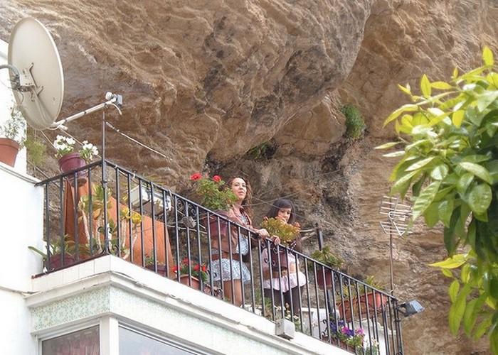 Вездесущие туристы.