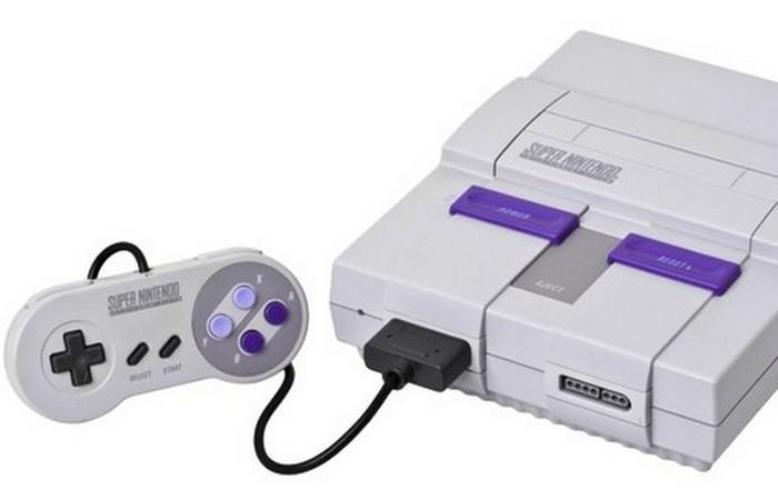 Super Nintendo Entertainment System.
