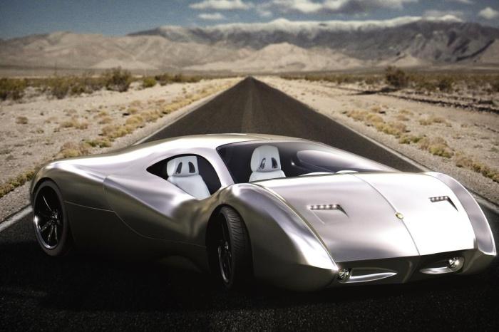 LM2 Streamliner - когда автомобиль роскошь.