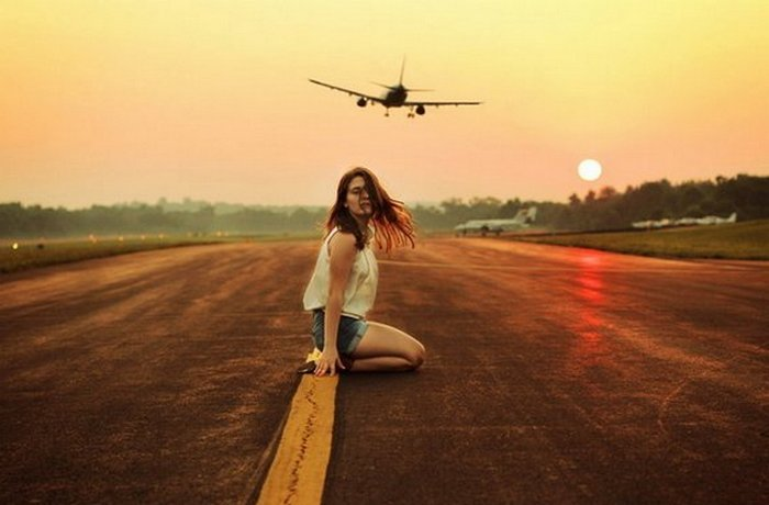 Приветствия/прощания у терминалов.