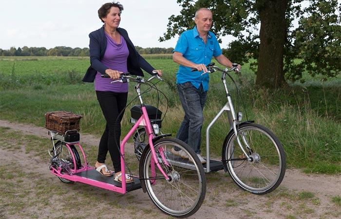 Велосипед Lopifit.