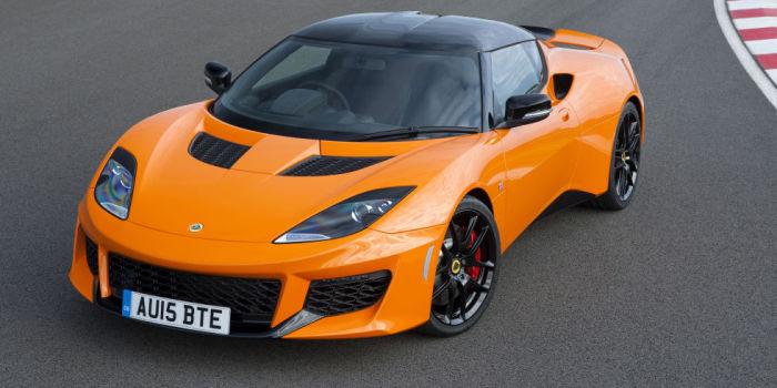 Lotus Evora 400: ещё легче и ещё быстрее.