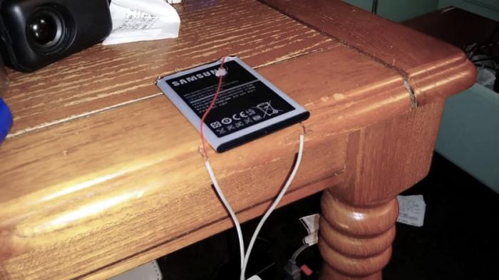 Если дома есть провода.