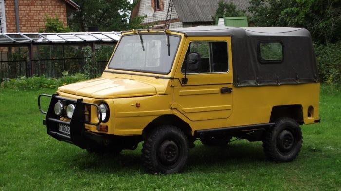Машина полна интересных решений. |Фото: drive2.ru.