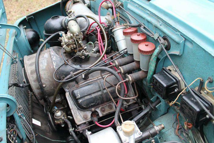 Двигатель был всего один. |Фото: pulyaet.ru.