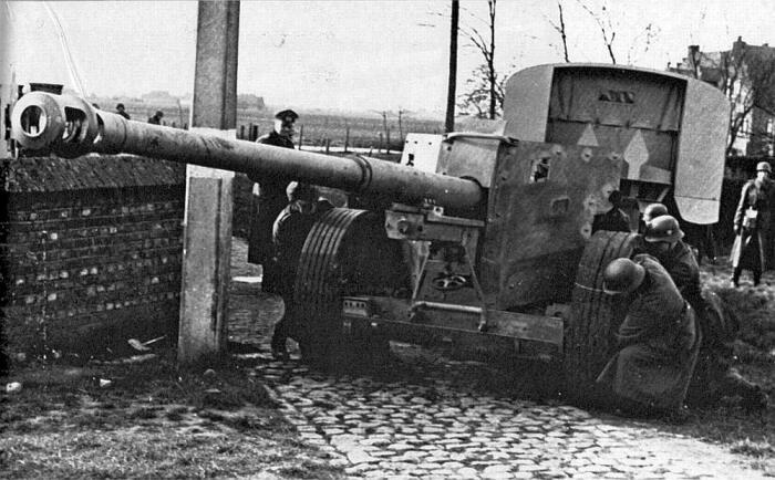 Мощнее орудия во Вторую мировую войну не было. |Фото: panzer-travelandhistory.blogspot.com.