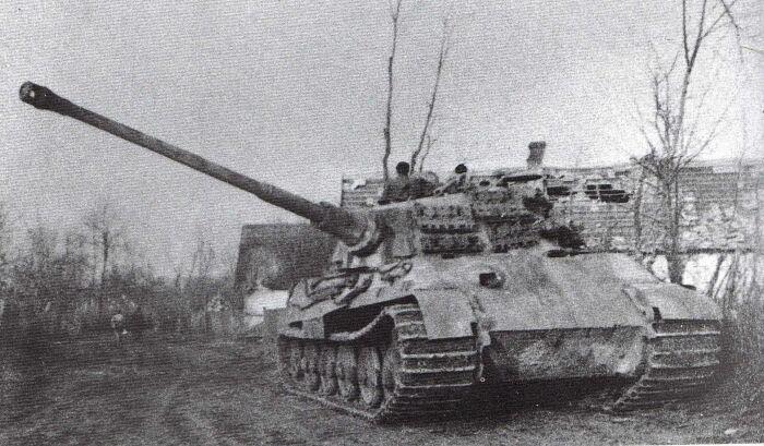 Грозная машина войны. |Фото: Pinterest.