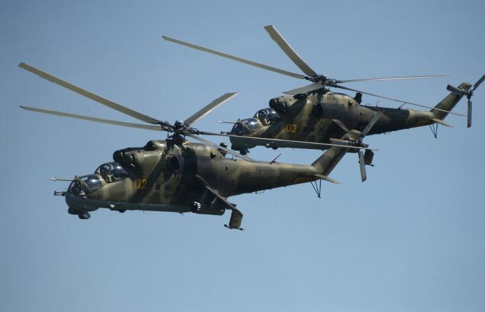 Наиболее грозные боевые вертолеты со всего мира.