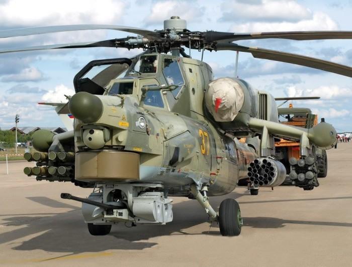 Последний вертолет СССР.