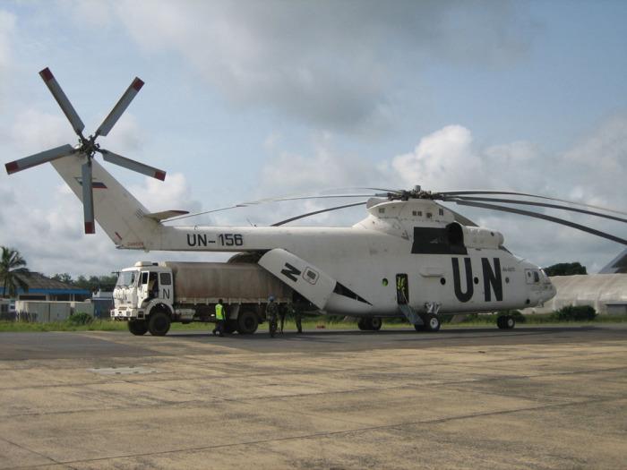 Постоянно используется для спасательных и гуманитарных миссий.  Фото: avia-mir.com.