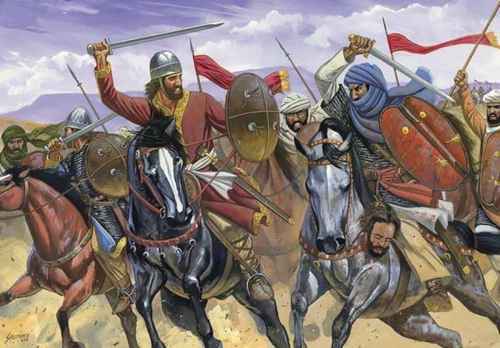 Восточные народы всегда отдавали предпочтение в первую очередь легкой коннице. |Фото: topwar.ru.
