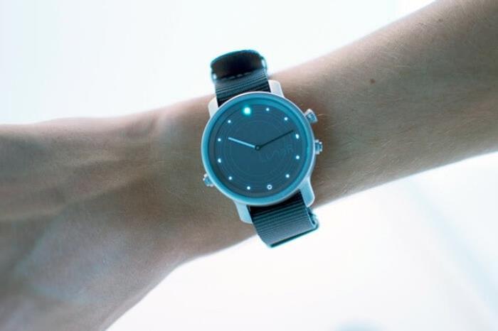 Часы, которые не нуждаются в зарядке.